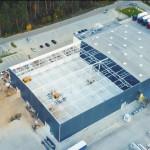 Nowoczesne budownictwo przemysłowe - Europanels