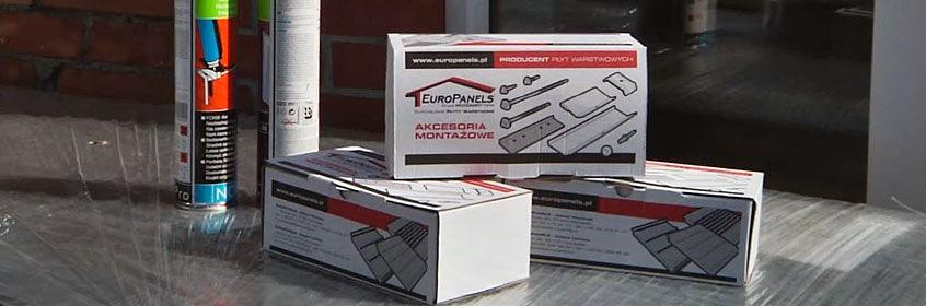 Akcesoria montażowe EuroPanels