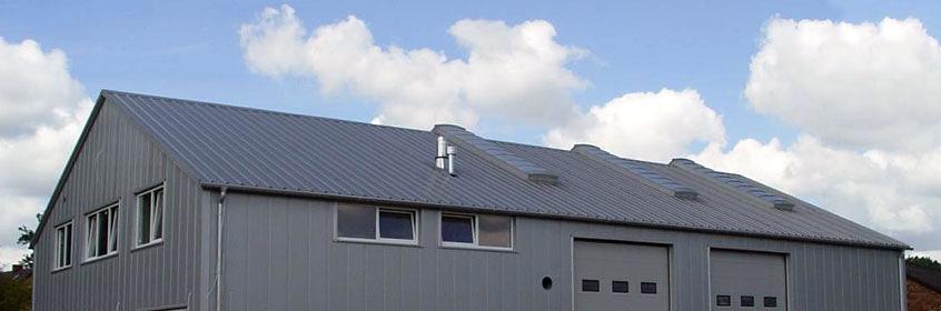Płyty warstwowe dachowe MWD EuroPanels