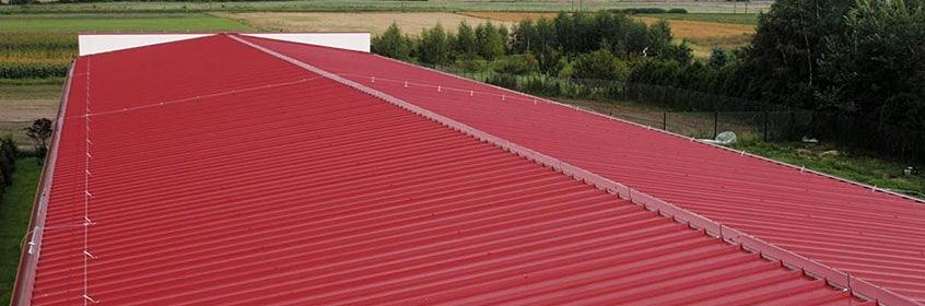 Płyty warstwowe dachowe PUR / PIR EuroPanels